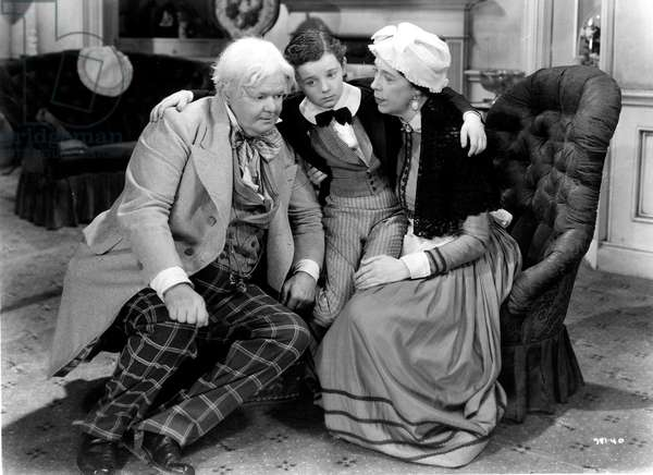 David Copperfield de GeorgeCukor avec WC Fields 1935 (d'apres Charles Dickens, after Charles Dickens)