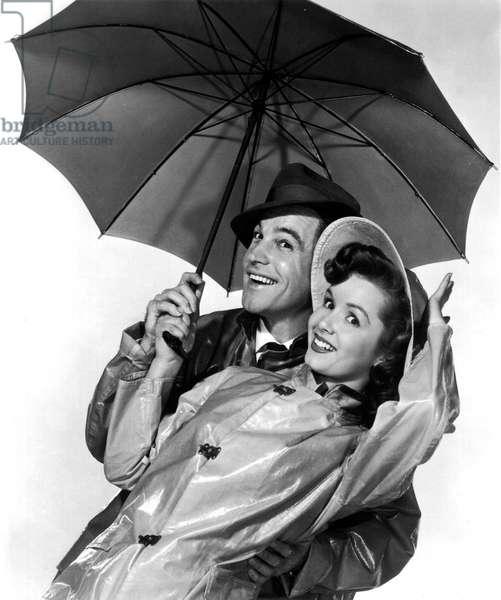 Chantons sous la pluie Singing in the rain avec Gene Kelly et Debbie Reynolds 1952