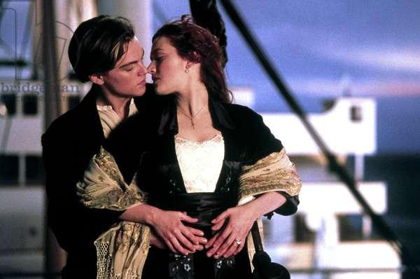 Titanic de James Cameron avec Leonardo Di Caprio et Kate Winslet 1997