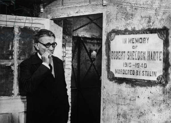 """L' Assassinat de Trotsky """" Assassination of Trotsky """" de JosephLosey avec Richard Burton en 1972"""
