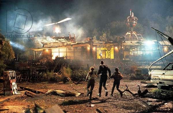 Le Monde perdu : Jurassic Park LOST WORLD : JURASSIC PARK 2 de Steven Spielberg avec Julianne Moore, Jeff Goldblum, 1997