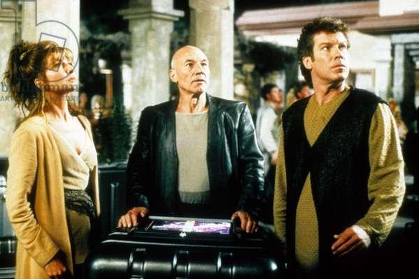Star trek: Insurrection de JonathanFrakes avec Marina Sirtis Patrick Stewart et Gregg Henry, 1998