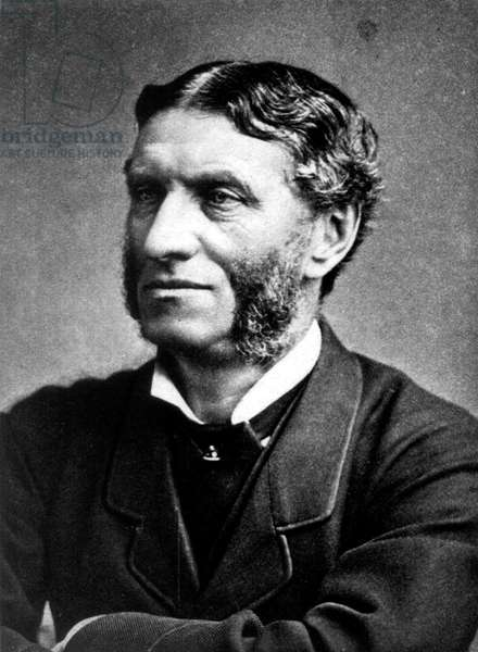 Matthew Arnold (1822-1888) anglsh poet and critic c. 1855