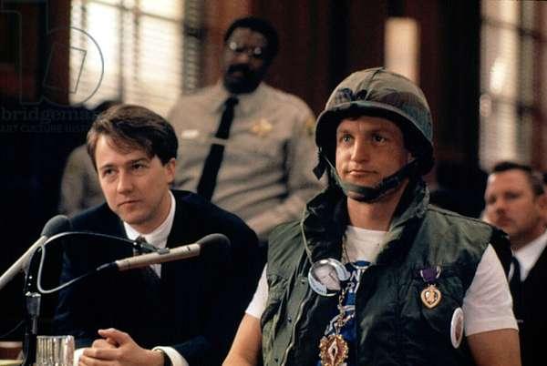 LARRY FLYNT, de MilosForman avec Edward Norton et Woody Harrelson 1996
