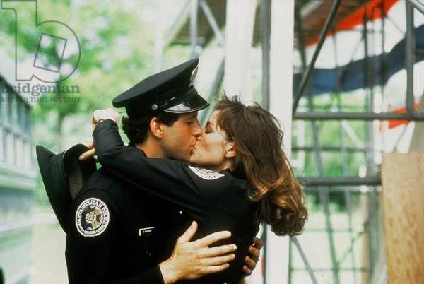 Police Academy de Hugh Wilson avec Steve Guttenberg et Kim Cattrall, 1984,