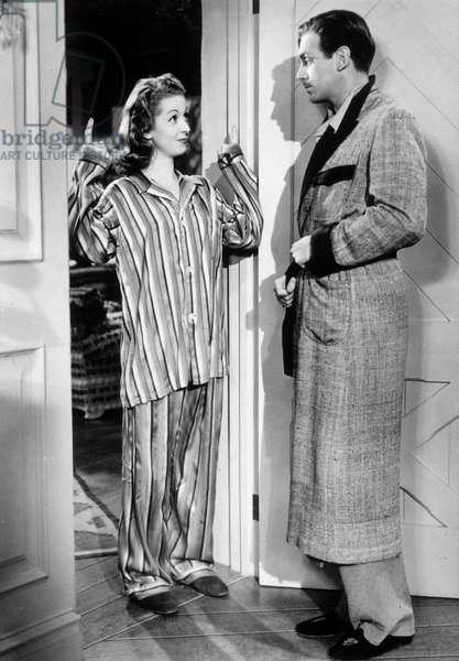 La rage de Paris de Henry Koster avec Danielle Darrieux, Douglas Fairbanks Jr, 1938.