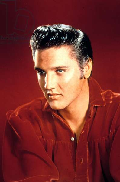 Elvis Presley (1935-1977) in 1965