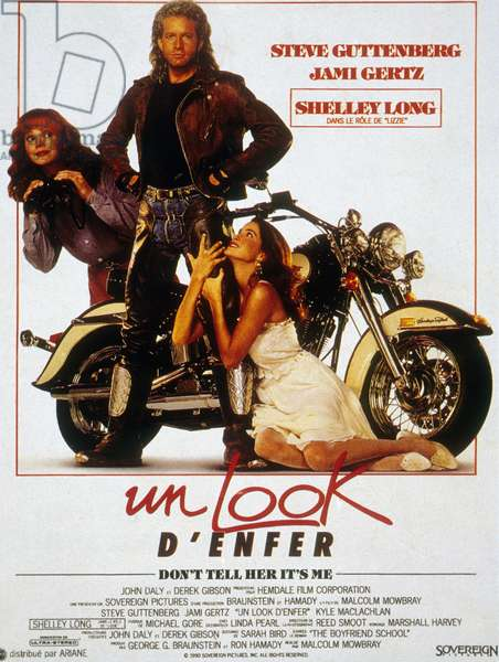 Un look d'enfer Don't Tell Her It's Me de MalcolmMowbray avec Shelley Long et Steve Guttenberg 1990