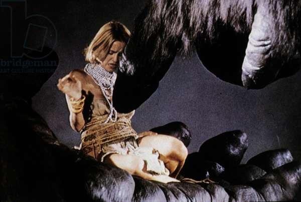 KING KONG de JohnGuillermin avec Jessica Lange, 1976