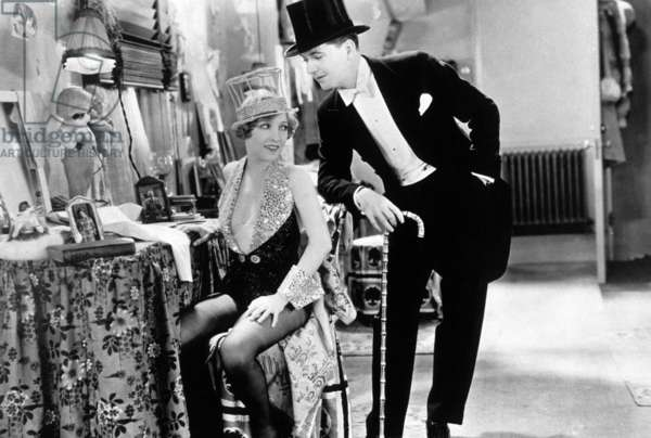 THE BROADWAY MELODY de HarryBeaumont avec Charles King, Anita Page, 1929