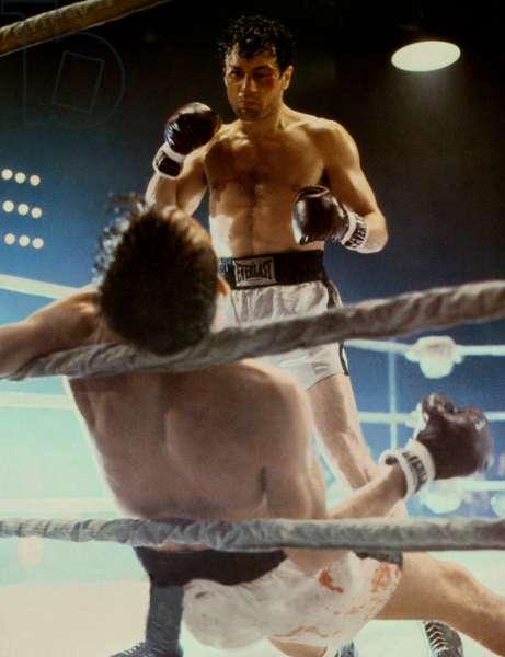 Raging Bull de Martin Scorsese avec Robert De Niro 1980