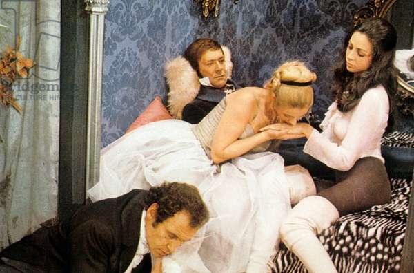 Raphael ou le debauche de MichelDeville avec Maurice Ronet et Françoise Fabian 1971