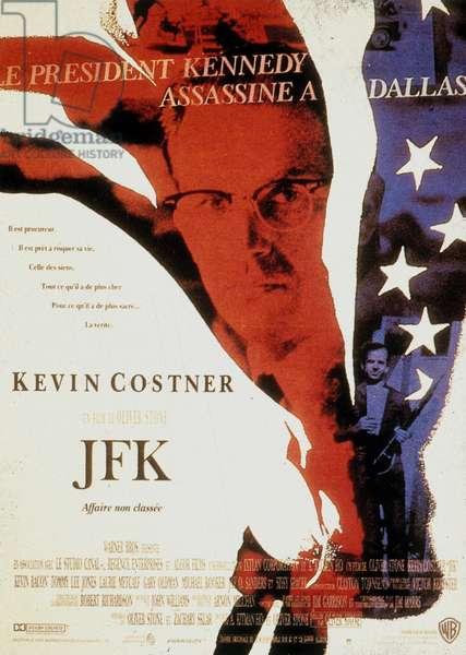 JFK de Oliver Stone avec Kevin Costner 1991