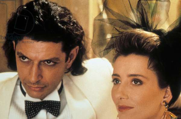 The Tall Guy de Mel Smith avec Jeff Goldblum et Emma Thompson 1989