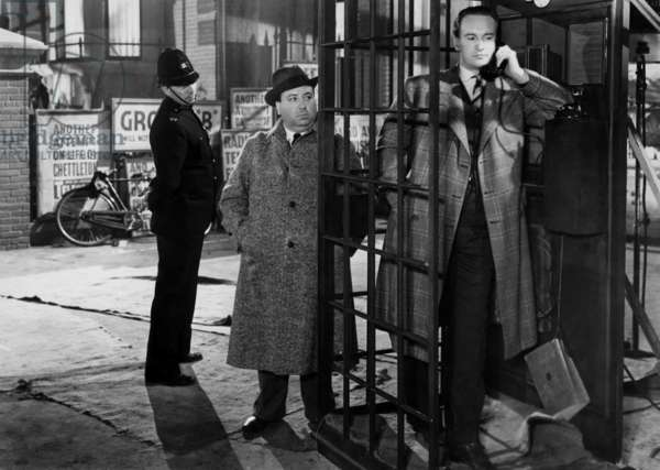 Le réalisateur Alfred Hitchcock apparaît dans le film Alfred Hitchcock 1940
