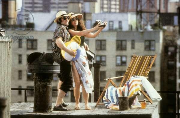 Greencard de PeterWeir avec Gerard Depardieu, Andie MacDowell, 1990