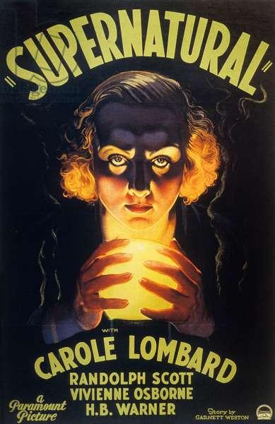 Supernatural de VictorHalperin avec Carole Lombard Vivienne Osborne et Randolph Scott 1933