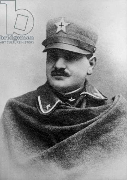 Abbe Roncalli military amonier 1915 WW1 Cardinal Roncalli became pope under the name of John XXIII on October 29, 1950