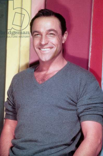 Gene Kelly, born Eugene Curran Kelly (1912-1996), American Actor, Singer, director and dancer.