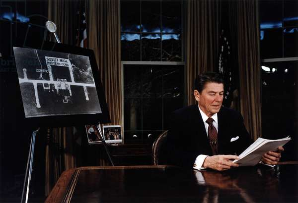 Ronald Reagan. President Reagan Addressing the Nation on the National Security Defense Initiative. (''Star Wars'' Speech). The White House, Washington, D.C. March 23, 1983