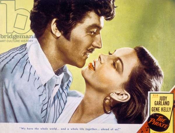 The Pirate de Vincente Minnelli avec Gene Kelly et Judy Garland, 1948.
