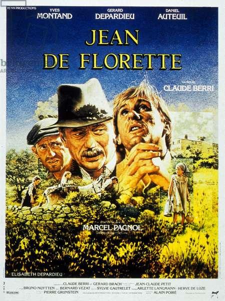 Jean de Florette de ClaudeBerri avec Daniel Auteuil, Yves Montand et Gerard Depardieu 1986