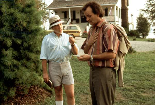 Quoi de neuf Bob ? WHAT ABOUT BOB? de FrankOz avec Richard Dreyfuss, Bill Murray, 1991
