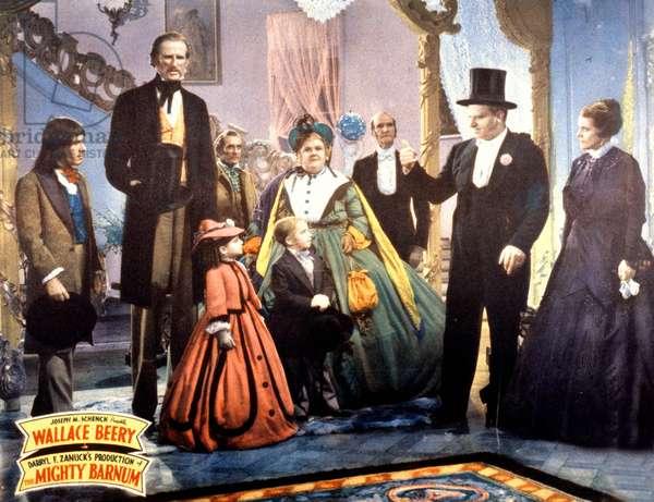 The mighty barnum de Walter Lang 1934