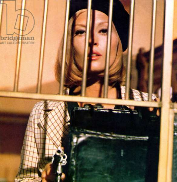 Bonnie and Clyde de ArthurPenn avec Faye Dunaway 1967
