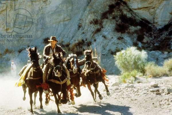 Indiana Jones et la derniere croisade IndianA JONES AND THE LAST CRUSADE de StevenSpielberg avec Harrison Ford 1989