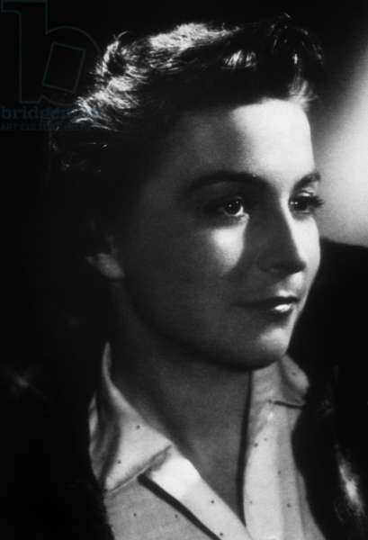 Jacqueline Audry (1908 - 1977), French director.