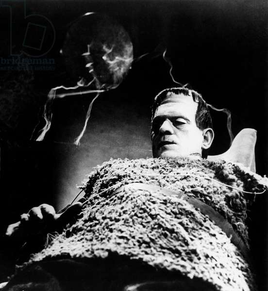 Le fils de Frankenstein SON OF FRANKENSTEIN de RowlandLee avec Boris Karloff 1939