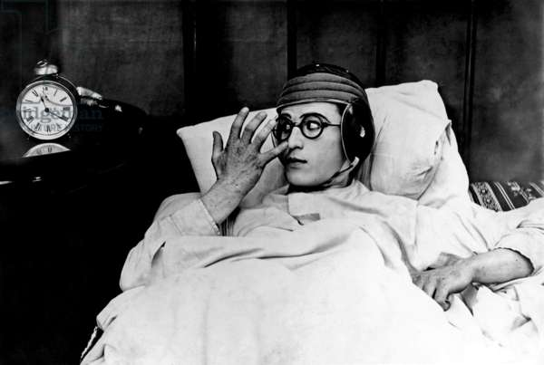 Harold Lloyd (1893-1971) American actor