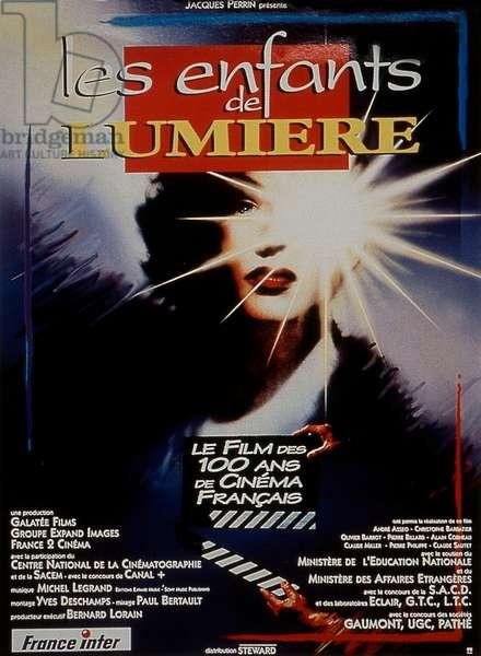Affiche du film Les enfants de Lumiere d'AndreasSeo avec Jacques Perrin 1995