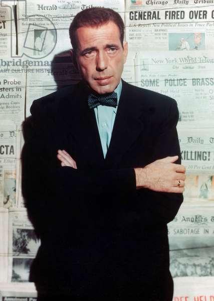 Plus dure sera la chute The harder they fall de MarkRobson avec Humphrey Bogart 1956
