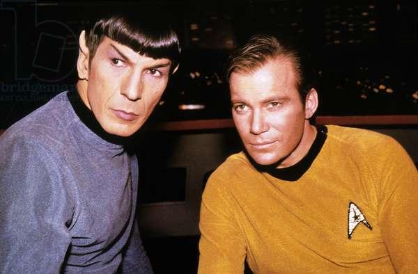Serie televisee STAR TREK avec Leonard Nimoy (Spock) et William Shatner 1966-1969
