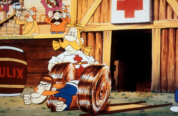 Asterix chez les bretons de PinoVanLamsweerde 1986