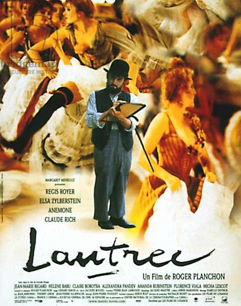 Affiche du film Lautrec de RogerPlanchon 1997