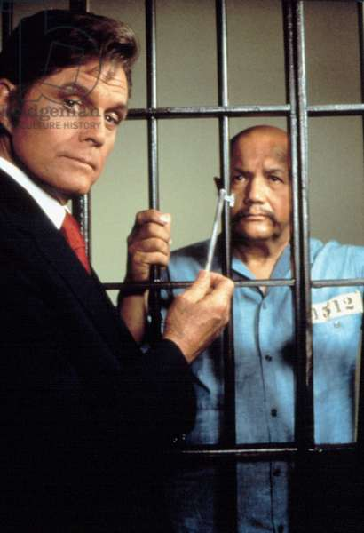 HAWAII FIVE-O (Hawai Police d'Etat) Jack Lord, Khigh Dhiegh, 1968-1980