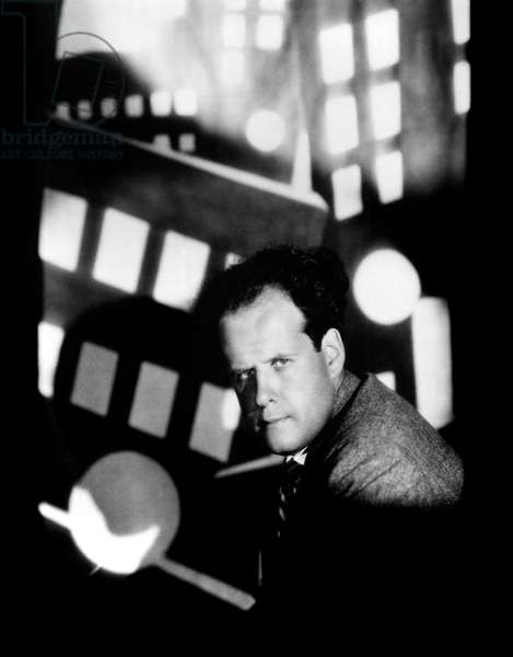 Russian director Sergei Eisenstein (1898-1948) c. 1925