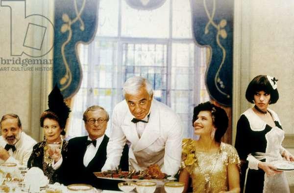Desire de Bernard Murat avec Jean Yanne Dominique Lavanant Claude Rich Jean-Paul Belmondo Fanny Ardant et Beatrice Dalle 1996