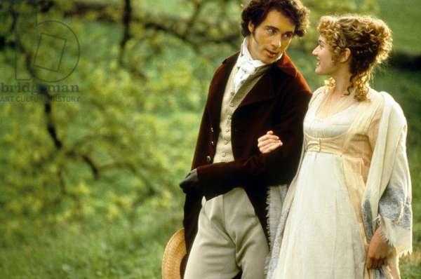 Raison et sentiments (Sense and Sensibility) de AngLee avec Greg Wise et Kate Winslet en 1995 d'apres Jane Austen
