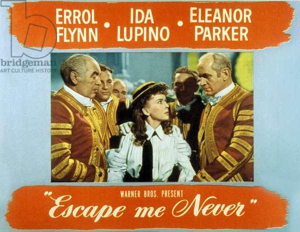 Escape me never de PeterGodfrey avec Ida Lupino 1947
