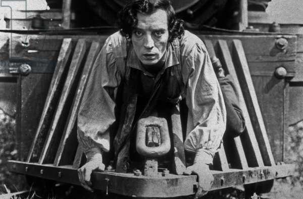 Le mecano de la General The General de Clyde Bruckman et Buster Keaton avec Buster Keaton 1926