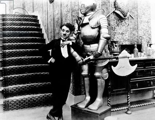 Charlot rentre tard One AM de Charlie Chaplin avec Charlie Chaplin 1916 (film muet)
