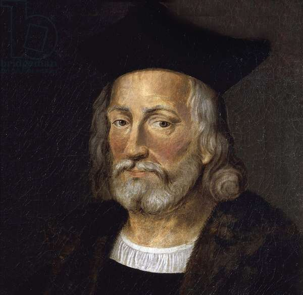 Francois Rabelais (1483/94-1553) French writer.