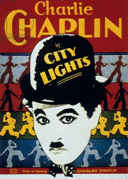 Les Lumieres de la ville City Lights avec Charles Chaplin 1931
