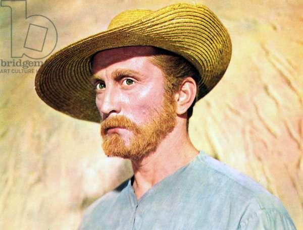 La vie passionnee de Vincent Van Gogh Lust For Life de VincenteMinnelli avec Kirk Douglas 1956