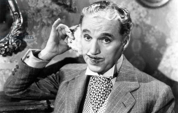 Monsieur Verdoux de CharlesChaplin avec Charlie Chaplin 1947