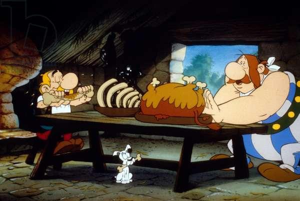 Asterix et la surprise de Cesar de Paul Brizzi et GaetanBrizzi 1985